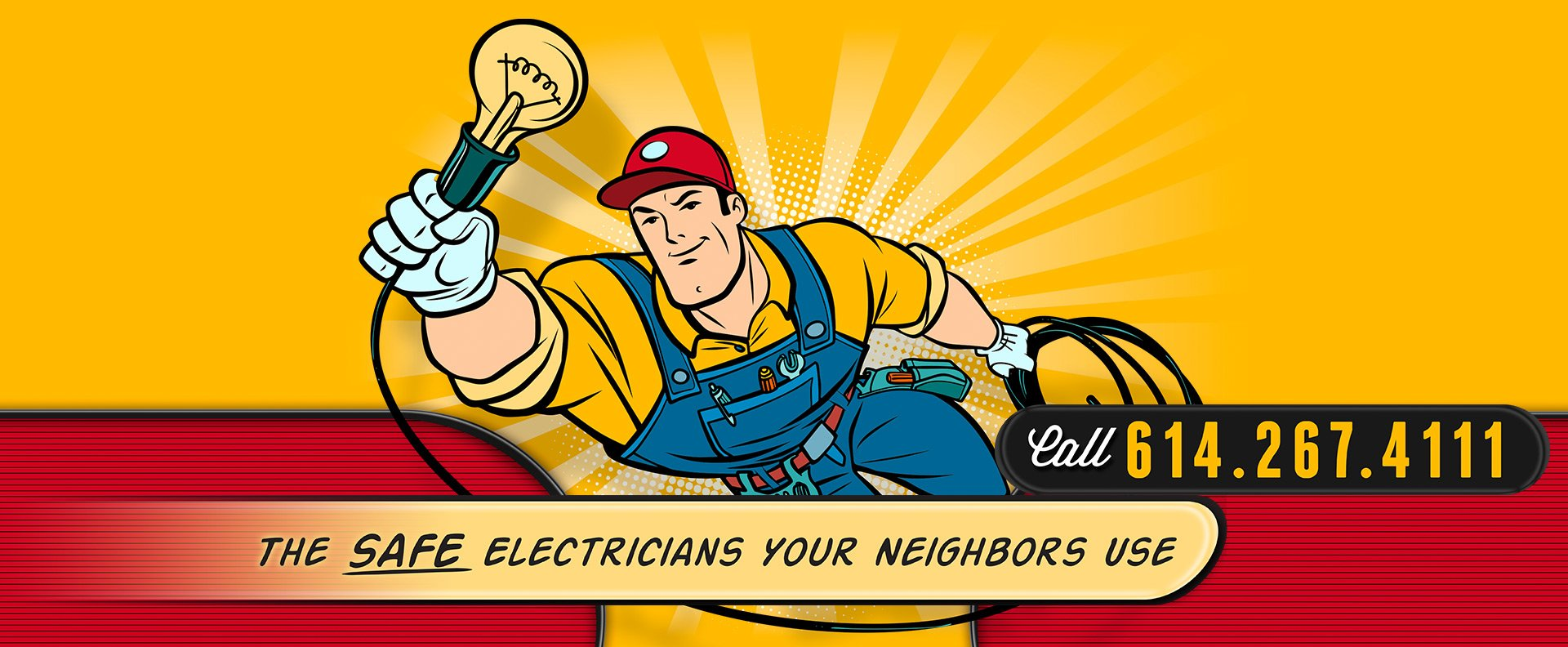 Safe Electric tech banner