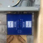 Surge protection label