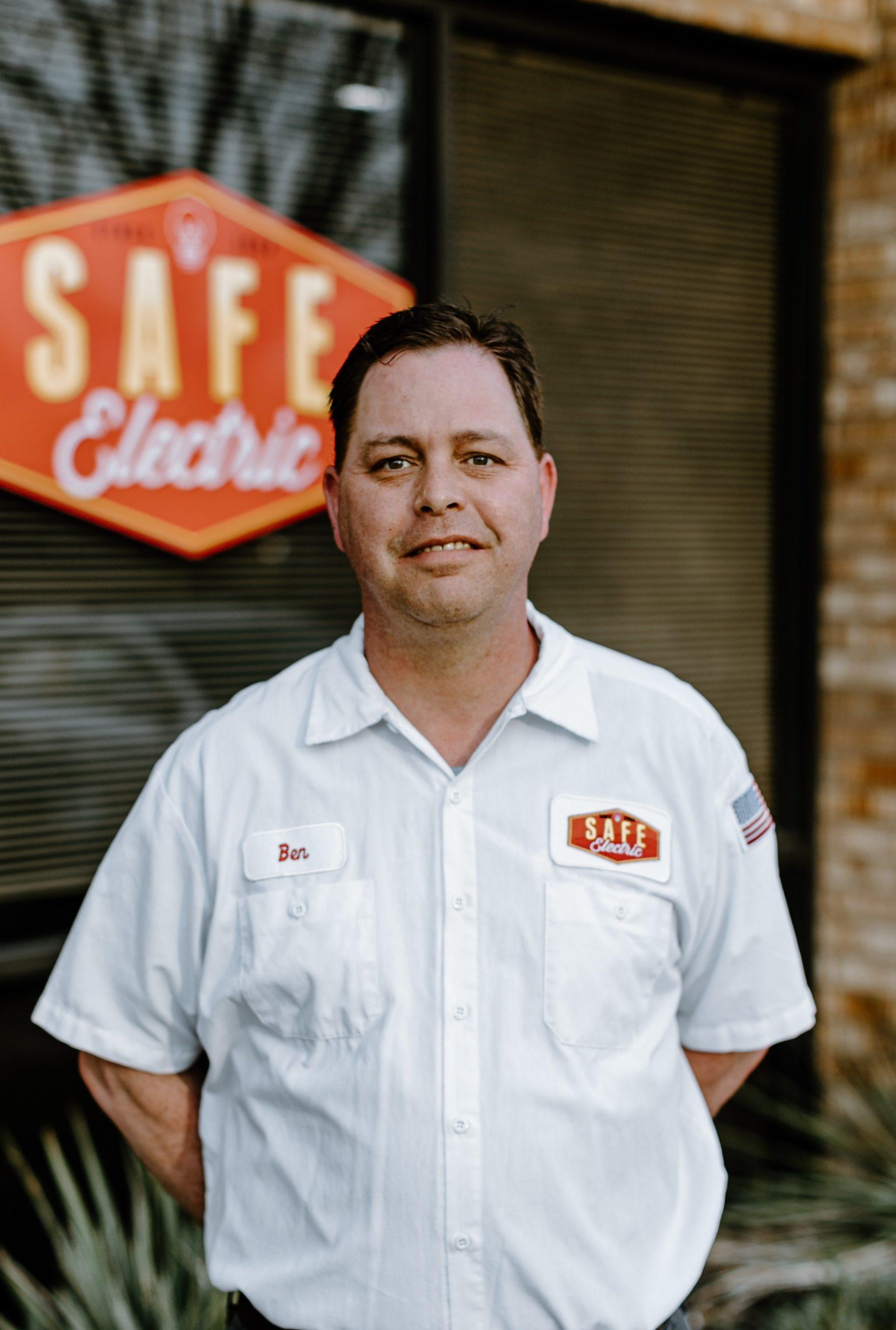 Tom Kelley - Lead Electrician
