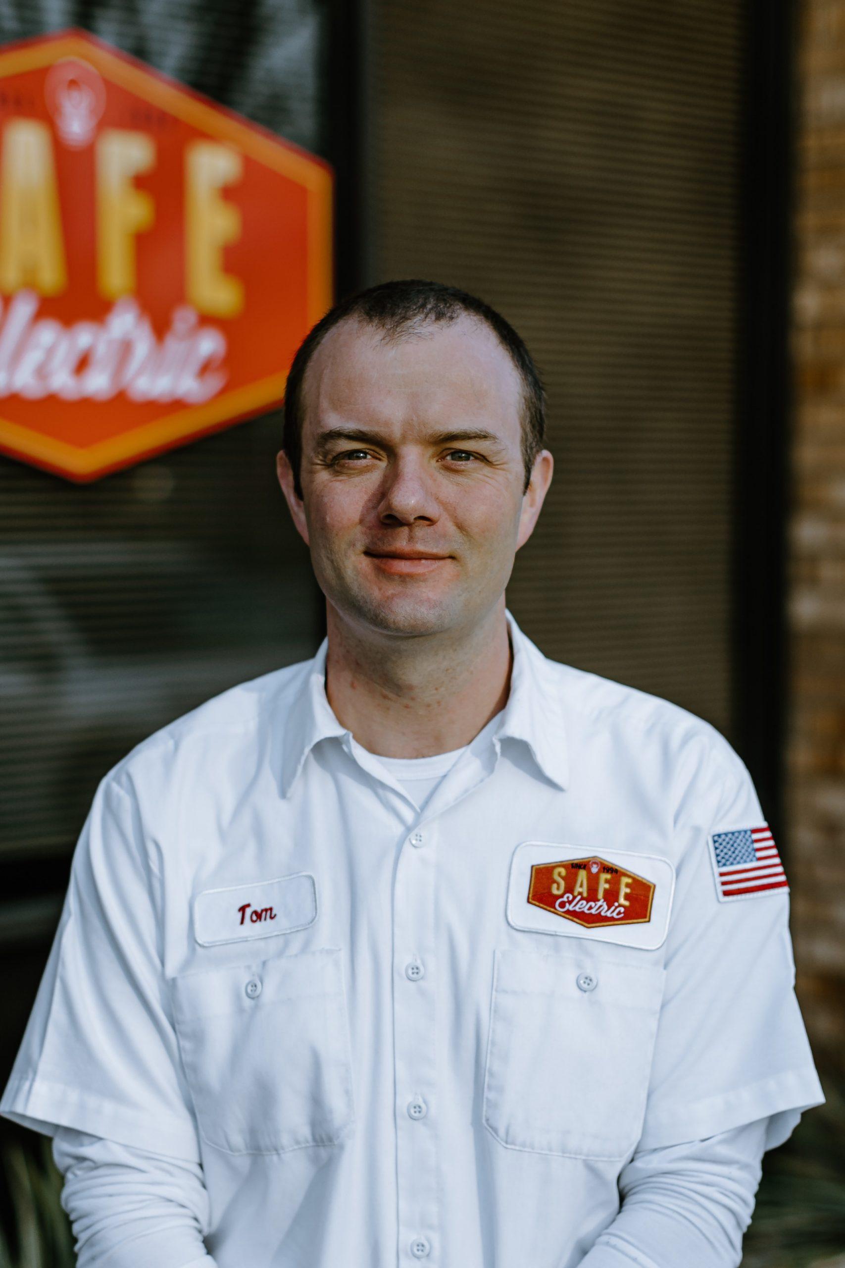 Zack Wehrle - Lead Electrician